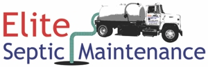 Elite Septic Maintenance Logo